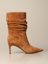 Sergio Rossi shoes, Code:  A93100 MMVG08 BROWN