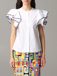 Stella Jean clothing, Code:  20EJDR0CA23 0317 WHITE
