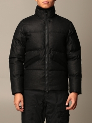 Stone Island clothing, Code:  407B3 BLACK