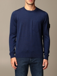 Stone Island clothing, Code:  505A4 BLUE