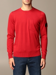 Stone Island clothing, Code:  505A4 RED