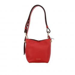 Strathberry handbags, Code:  LALA NANO RED