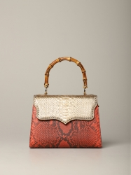 Tari' Rural Design handbags, Code:  PICCOLA ROSSO ORO RED