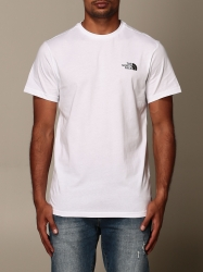 The North Face clothing, Code:  NF0A2TX5 WHITE