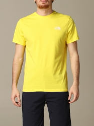 The North Face clothing, Code:  NF0A2TX5 YELLOW