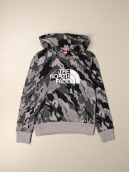 The North Face clothing, Code:  NF0A33H4 GREY