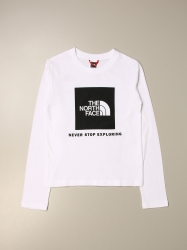 The North Face clothing, Code:  NF0A4MA6 WHITE