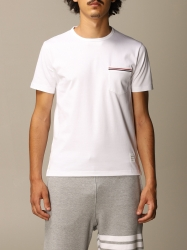 Thom Browne clothing, Code:  MJS010A 01454 WHITE