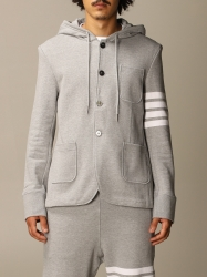 Thom Browne clothing, Code:  MJT166A 00535 GREY