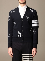 Thom Browne clothing, Code:  MJT257E 00050 NAVY