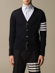 Thom Browne clothing, Code:  MKC002A 00014 NAVY