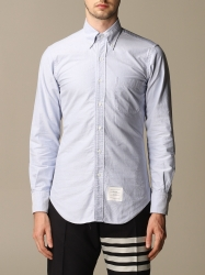Thom Browne clothing, Code:  MWL010E 00139 GNAWED BLUE