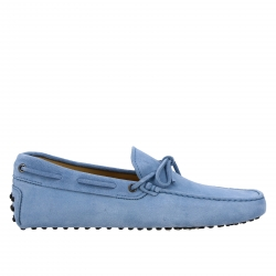 Tod's shoes, Code:  XXM0GW05470 RE0 GNAWED BLUE