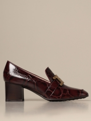Tods shoes, Code:  XXW71C0DF70OM05P81 BURGUNDY