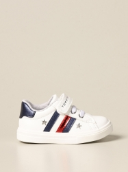 Tommy Hilfiger shoes, Code:  T1A4 30780 1032 WHITE