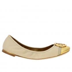 Tory Burch shoes, Code:  63177 NATURAL