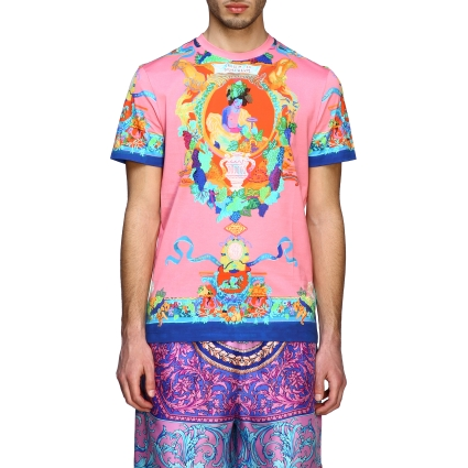 Versace clothing, Code:  A77276 A234048 PINK