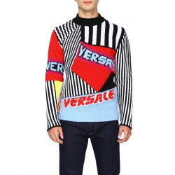 Versace clothing, Code:  A84072 A230828 MULTICOLOR