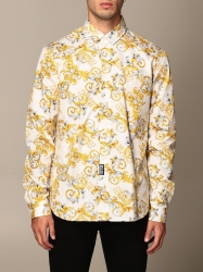 Versace Jeans Couture clothing, Code:  B1GZA6S0S0832 WHITE