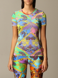 Versace Jeans Couture clothing, Code:  B2HZA720S0852 MULTICOLOR