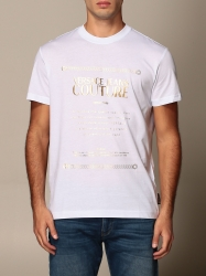 Versace Jeans Couture clothing, Code:  B3GZA7TF30319 WHITE