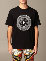 Versace Jeans Couture clothing, Code:  B3GZA7TJ30319 BLACK