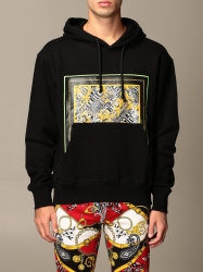 Versace Jeans Couture clothing, Code:  B7GZA7ED30310 BLACK