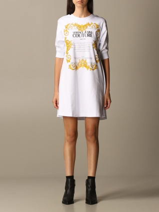 Versace Jeans Couture Kleidung, Code:  D2HZA4TB30391 WHITE