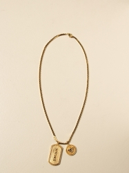 Versace accessories MEDUSA NECKLACE, Code:  DG14698 DJMS GOLD