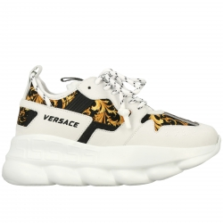 Versace shoes, Code:  DST030G DT21 WHITE