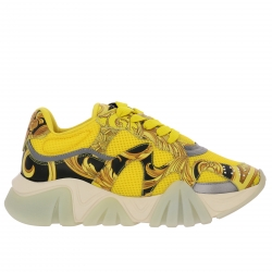 Versace shoes, Code:  DST113 GD18TV YELLOW