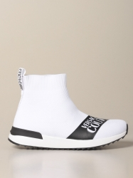 Versace Jeans Couture shoes, Code:  E0VZASGB80043 WHITE