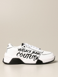 Versace Jeans Couture shoes, Code:  E0YZASF871623 WHITE
