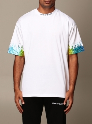 Vision Of Super clothing, Code:  VOS W1FLRAINBOW WHITE