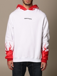 Vision Of Super clothing, Code:  VOS W2FLRED WHITE