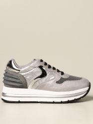 Voile Blanche shoes, Code:  1B24 2015205 SILVER