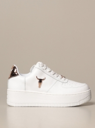 Windsorsmith shoes, Code:  WSPRICH WHITE 1