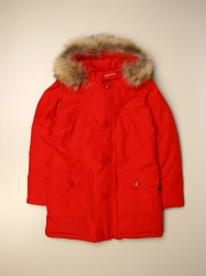 Woolrich clothing, Code:  WKOU0104FR UT0641 RED