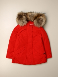 Woolrich clothing, Code:  WKOU0111FR UT0573 RED