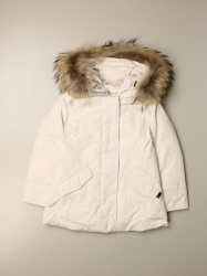 Woolrich clothing, Code:  WKOU0111FR UT0573 YELLOW CREAM