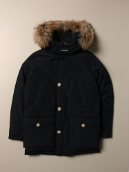 Woolrich clothing, Code:  WKOU0124MR UT0641 NAVY