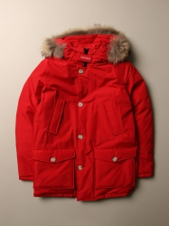 Woolrich clothing, Code:  WKOU0124MR UT0641 RED
