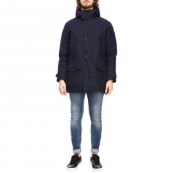 Woolrich clothing, Code:  WOCPS2867 UT1978 BLUE