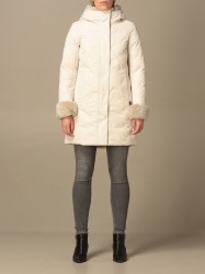 Woolrich clothing, Code:  WWOU0320FR UT0573 IVORY