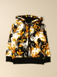 Young Versace clothing, Code:  YB000198A235741 BLACK