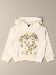 Young Versace clothing, Code:  YB000201YA00077 YELLOW CREAM