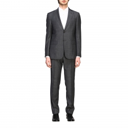 Z Zegna clothing, Code:  28QCGN 624 GREY