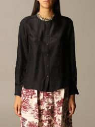 Zadig & Voltaire clothing, Code:  WJCP0505F BLACK
