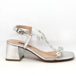 Albano shoes Classic Collection, Code:  8043SIL