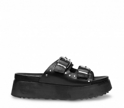 Cult shoes Classic Collection, Code:  CLE104357BLK